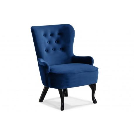 "Fotoliu ""diYana 3H BLUE"", L59xA58xH84 cm"
