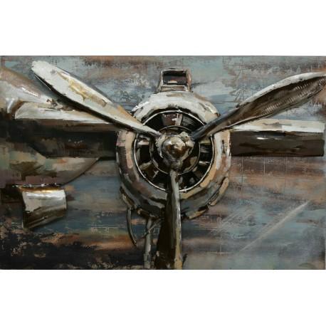 Tablou Metal, 60x40 cm
