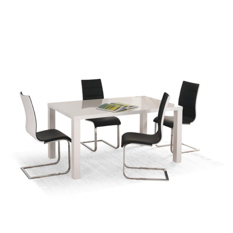 Masa dining extensibila RONALD, 120-160/80/75 cm