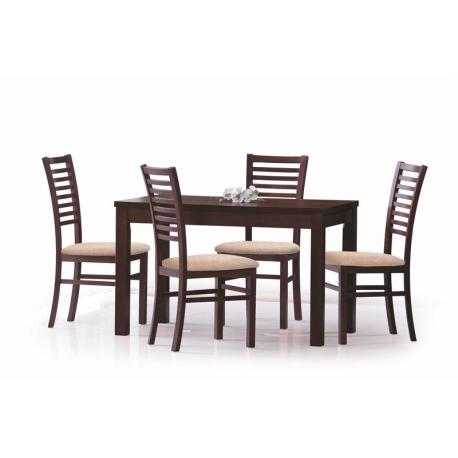 Masa dining extensibila ERNEST, nuc negru