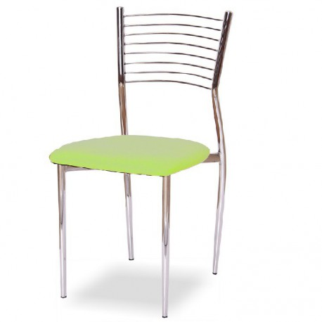 Scaun dining ZAIRA verde