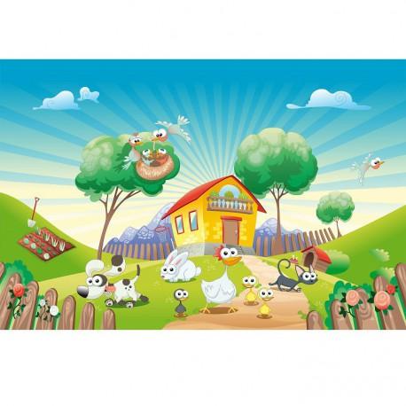 Covor pentru copii, 150x100 cm, JENNY