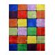 Covor pentru copii, amestec de culori, LUDVIG