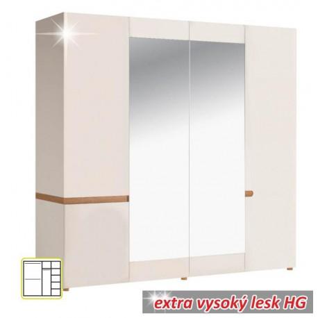 "Dulap pentru dormitor,""LYNATET"" , L219xA59xH219 cm"