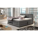 "Pat boxspring electric, tapitat ""QUADRO"""