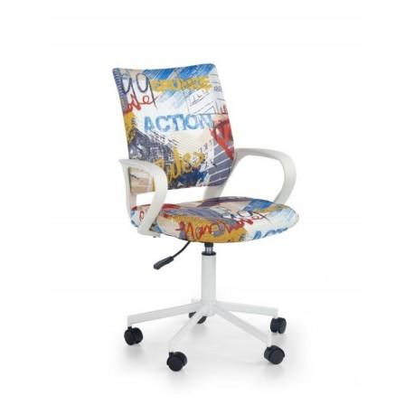 Scaun birou copii piele eco IBIS FREESTYLE