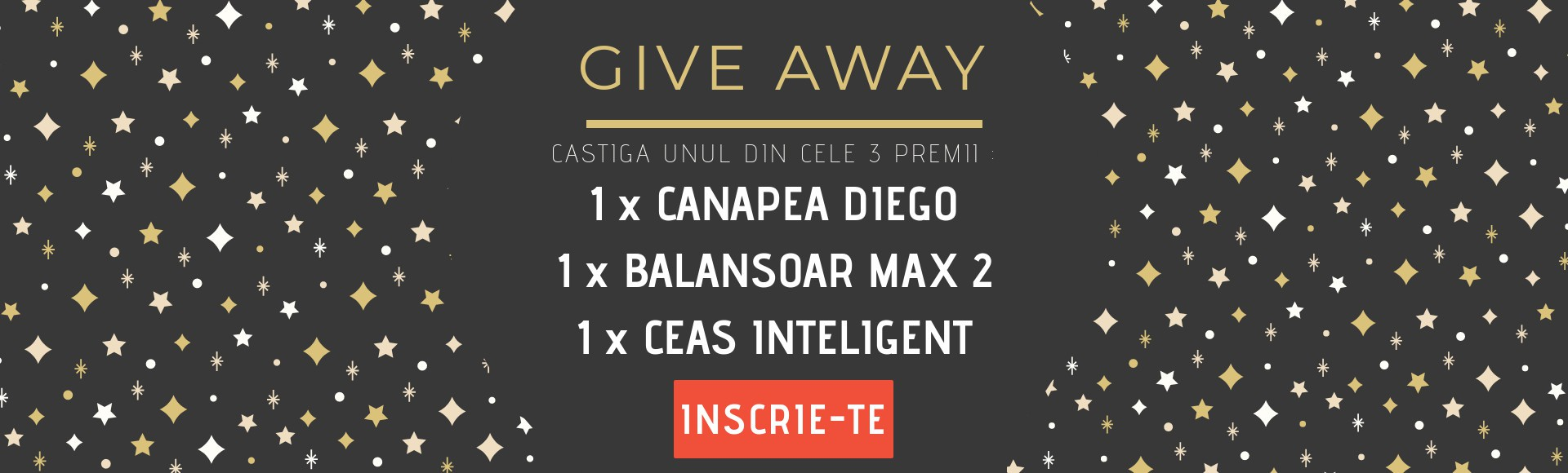 Concurs Giveaway