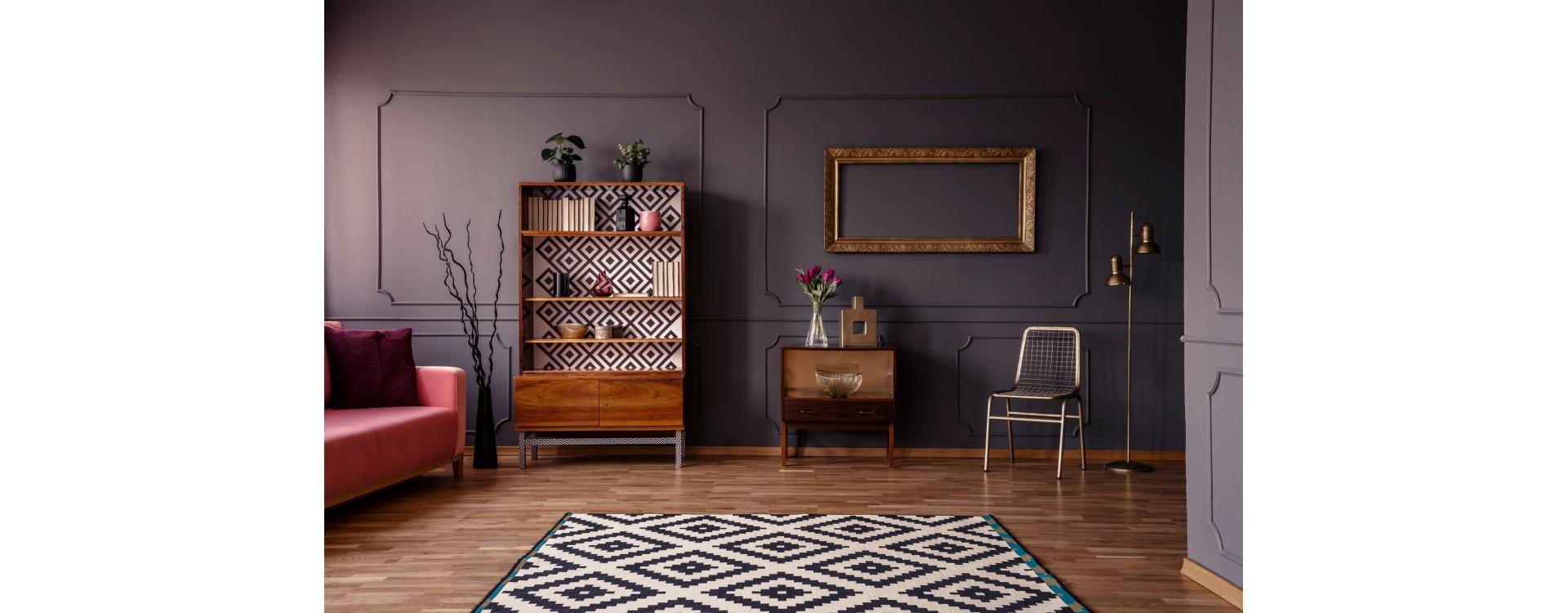 Covorul potrivit pentru fiecare camera. Reguli. Sfaturi. Idei